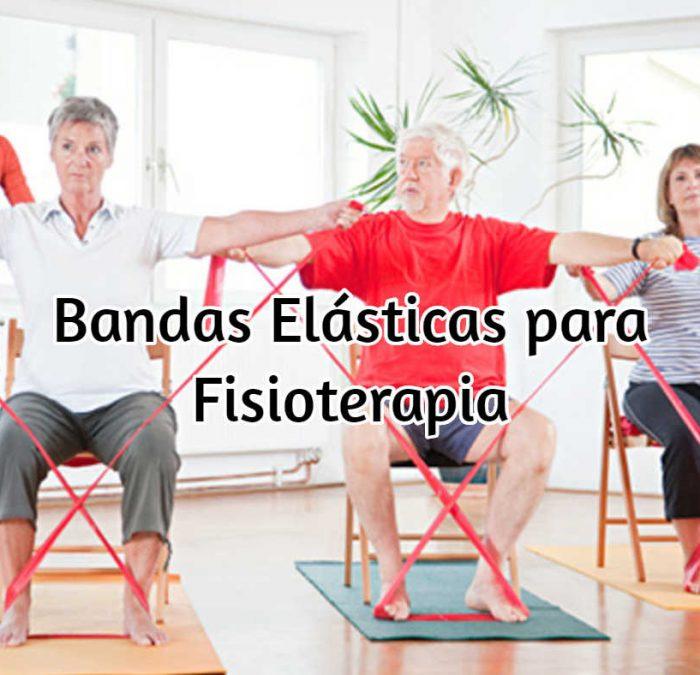 bandas elasticas para fisioterapia